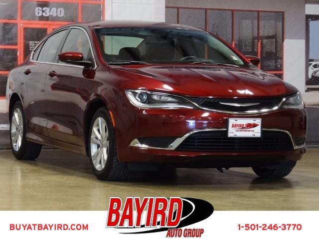 2015 Chrysler 200 for sale at Bayird Pre-Owned Supercenter of Little Rock in North Little Rock AR