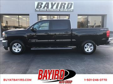 2017 Chevrolet Silverado 1500 for sale at Bayird Pre-Owned Supercenter of Little Rock in North Little Rock AR