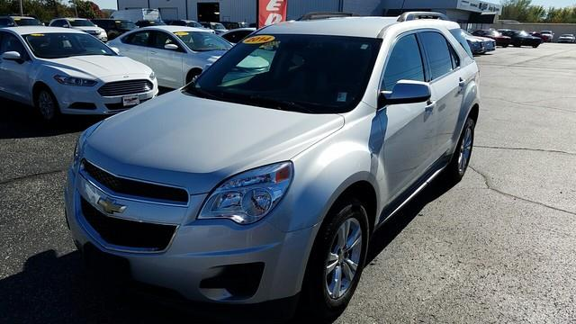 2014 Chevrolet Equinox for sale at Bayird Pre-Owned Supercenter of Little Rock in North Little Rock AR