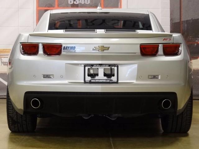 2012 Chevrolet Camaro for sale at Bayird Pre-Owned Supercenter of Little Rock in North Little Rock AR