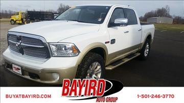 2015 RAM Ram Pickup 1500 for sale at Bayird Pre-Owned Supercenter of Little Rock in North Little Rock AR