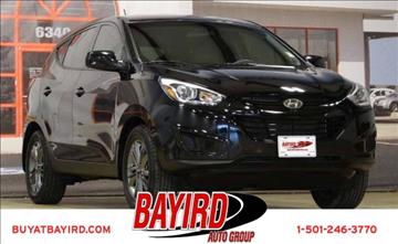 2015 Hyundai Tucson for sale at Bayird Pre-Owned Supercenter of Little Rock in North Little Rock AR