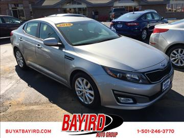 2015 Kia Optima for sale at Bayird Pre-Owned Supercenter of Little Rock in North Little Rock AR