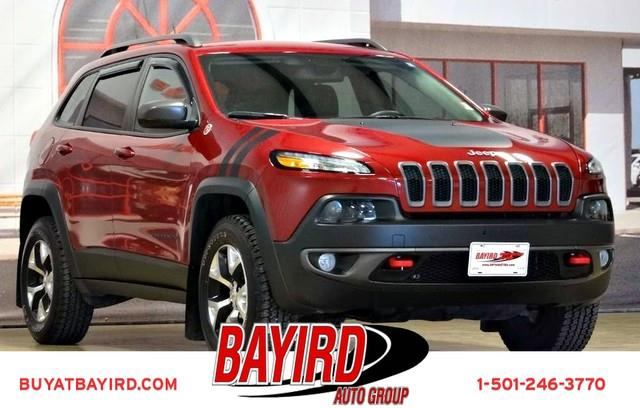 2015 Jeep Cherokee for sale at Bayird Pre-Owned Supercenter of Little Rock in North Little Rock AR