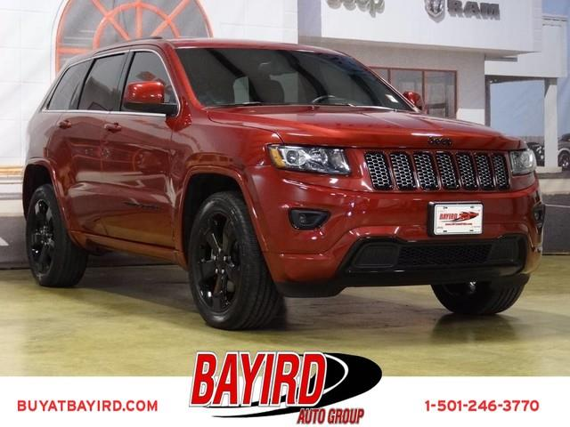 2014 Jeep Grand Cherokee Altitude In North Little Rock Ar Bayird