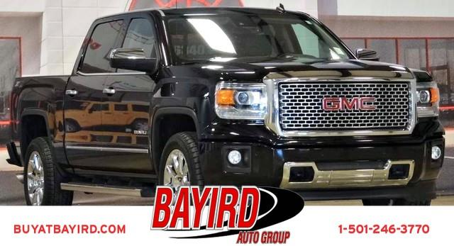 2014 GMC Sierra 1500 for sale at Bayird Pre-Owned Supercenter of Little Rock in North Little Rock AR