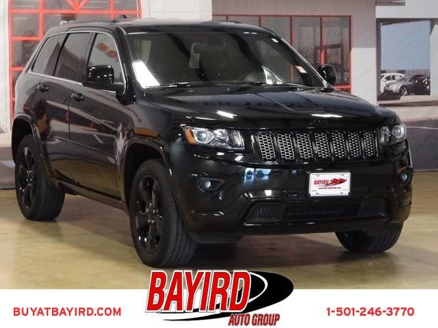 2014 Jeep Grand Cherokee for sale at Bayird Pre-Owned Supercenter of Little Rock in North Little Rock AR