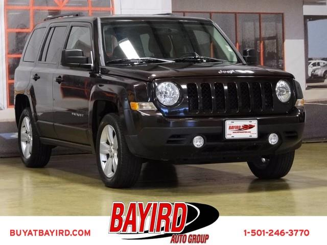 2014 Jeep Patriot for sale at Bayird Pre-Owned Supercenter of Little Rock in North Little Rock AR