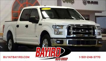 2016 Ford F-150 for sale at Bayird Pre-Owned Supercenter of Little Rock in North Little Rock AR