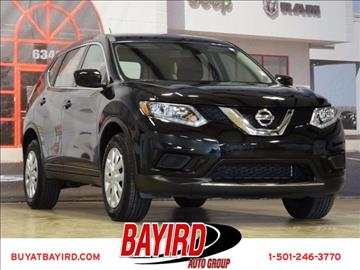2016 Nissan Rogue for sale at Bayird Pre-Owned Supercenter of Little Rock in North Little Rock AR