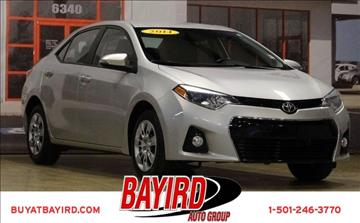 2014 Toyota Corolla for sale in North Little Rock, AR