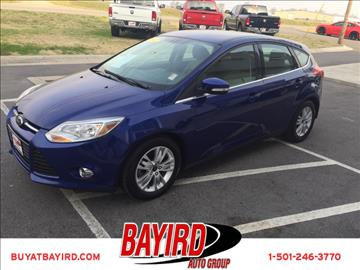 2012 Ford Focus for sale at Bayird Pre-Owned Supercenter of Little Rock in North Little Rock AR