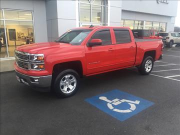 2015 Chevrolet Silverado 1500 for sale at Bayird Pre-Owned Supercenter of Little Rock in North Little Rock AR