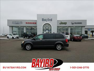 2016 Dodge Grand Caravan for sale at Bayird Pre-Owned Supercenter of Little Rock in North Little Rock AR