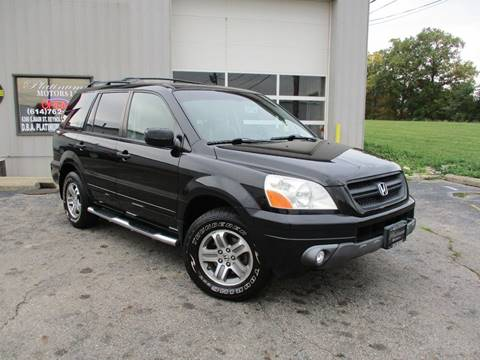 2005 Honda Pilot for sale in Reynoldsburg, OH