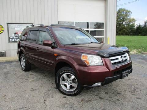 2007 Honda Pilot for sale in Reynoldsburg, OH