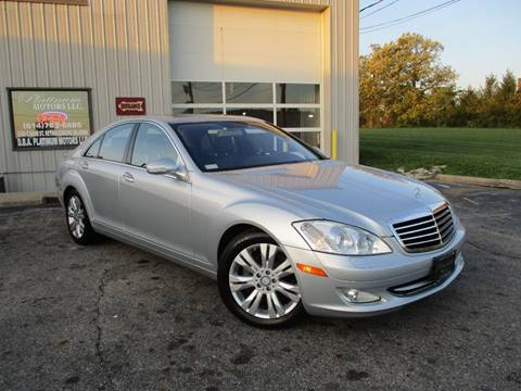 2009 Mercedes-Benz S-Class for sale in Reynoldsburg, OH