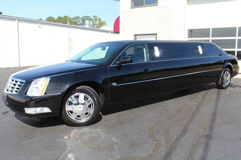 2008 Cadillac DTS Pro for sale in Reynoldsburg, OH