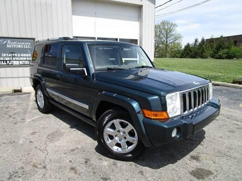2006 Jeep Commander for sale in Reynoldsburg, OH