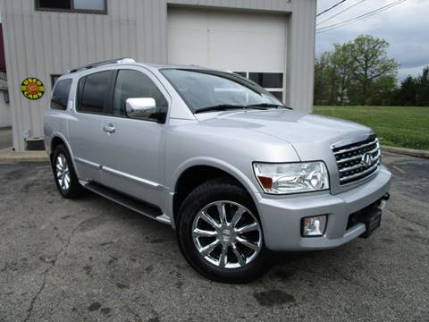 2010 Infiniti QX56 for sale in Reynoldsburg, OH
