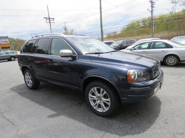 2013 Volvo XC90 for sale at EUROCARS PLUS in Groton CT
