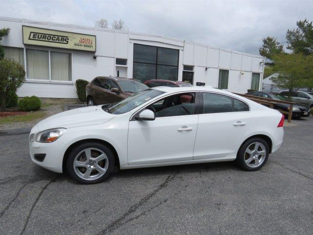 2012 Volvo S60 for sale at EUROCARS PLUS in Groton CT