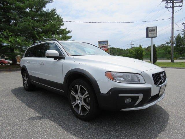 2015 Volvo XC70 for sale at EUROCARS PLUS in Groton CT