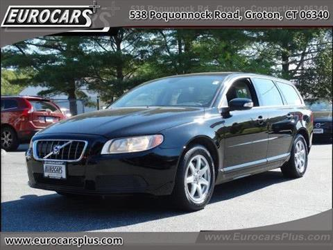 2008 Volvo V70 for sale at EUROCARS PLUS in Groton CT