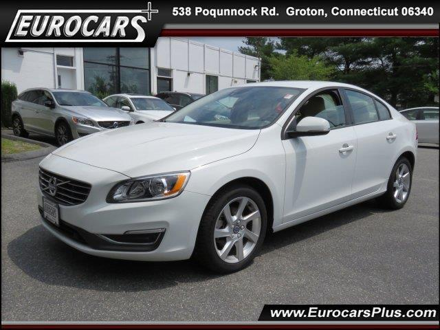 2015 Volvo S60 for sale at EUROCARS PLUS in Groton CT