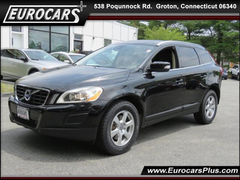2012 Volvo XC60 for sale at EUROCARS PLUS in Groton CT