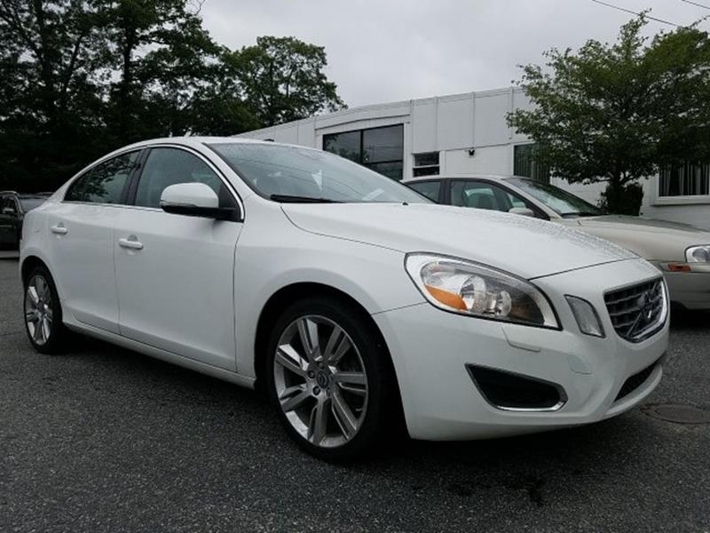 2013 Volvo S60 for sale at EUROCARS PLUS in Groton CT