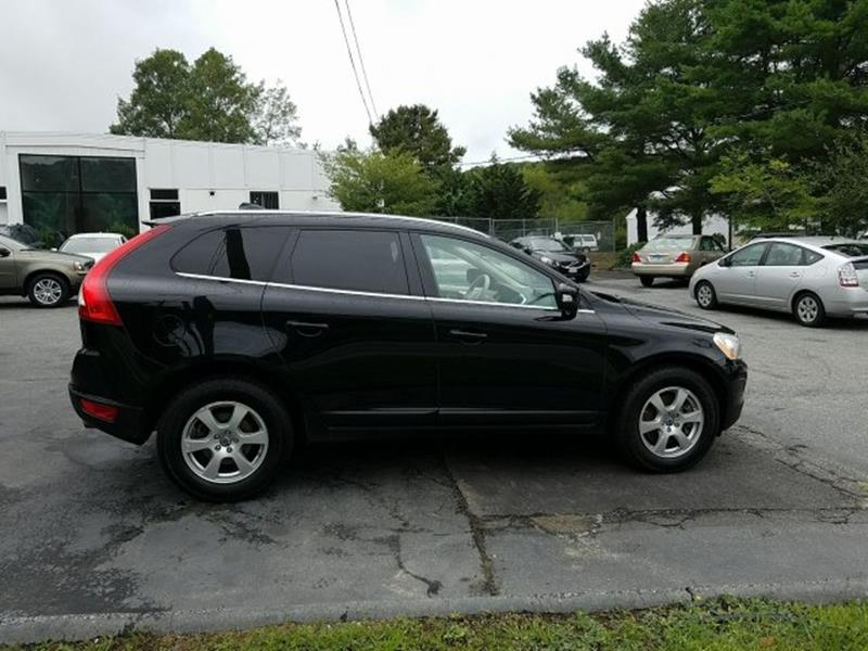 2011 Volvo XC60 for sale at EUROCARS PLUS in Groton CT