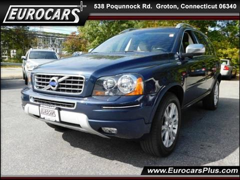 2014 Volvo XC90 for sale in Groton, CT