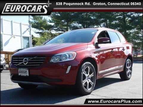 2014 Volvo XC60 for sale in Groton, CT