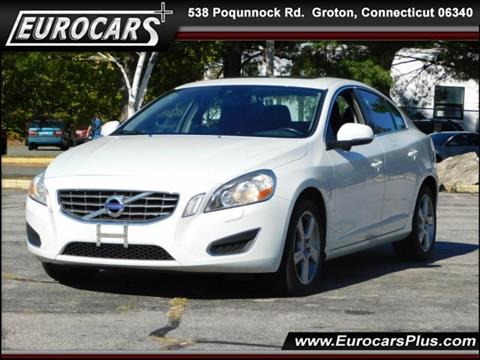 2013 Volvo S60 for sale in Groton, CT