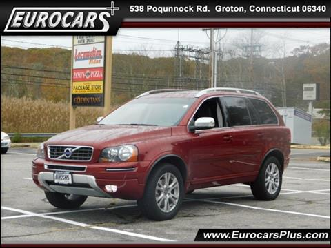 2013 Volvo XC90 for sale in Groton CT
