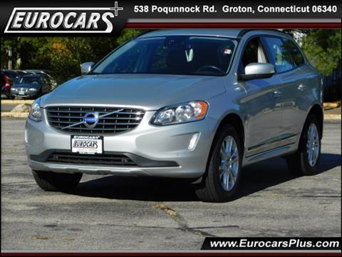 2015 Volvo XC60 for sale in Groton, CT