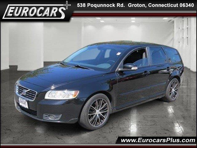 2010 Volvo V50 for sale at EUROCARS PLUS in Groton CT