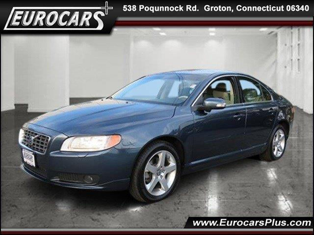 2009 Volvo S80 for sale at EUROCARS PLUS in Groton CT