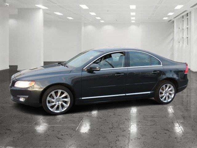 2015 Volvo S80 for sale at EUROCARS PLUS in Groton CT