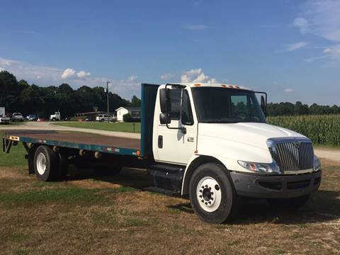 2006 international 4300 for sale in hokah mn