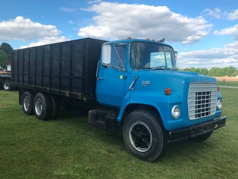 1975 Ford L800 for sale in Goldsboro, NC