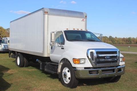 2011 Ford F-650 Super Duty for sale in Goldsboro, NC