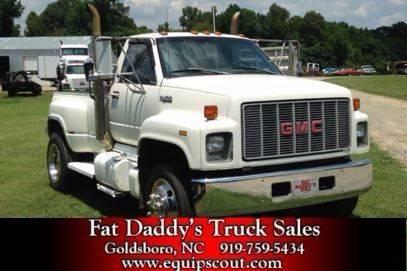 1990 GMC TOPKICK for sale in Goldsboro, NC
