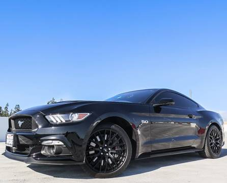 2015 Ford Mustang for sale in San Jose CA