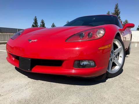 2007 Chevrolet Corvette for sale in San Jose, CA