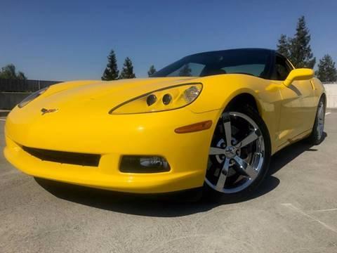 2010 Chevrolet Corvette for sale in San Jose, CA
