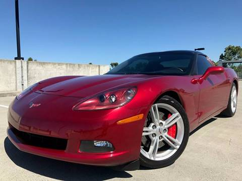 2008 Chevrolet Corvette for sale in San Jose CA