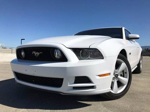 2014 Ford Mustang for sale in San Jose CA