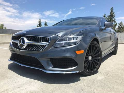 2015 Mercedes-Benz CLS for sale in San Jose CA